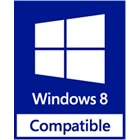 100% Compatibility - Windows 95 through Windows 8.1